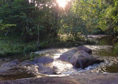 Cap sur la crique Portal avec Guyane Evasion