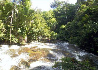Cap sur la crique Angèle avec Guyane Evasion