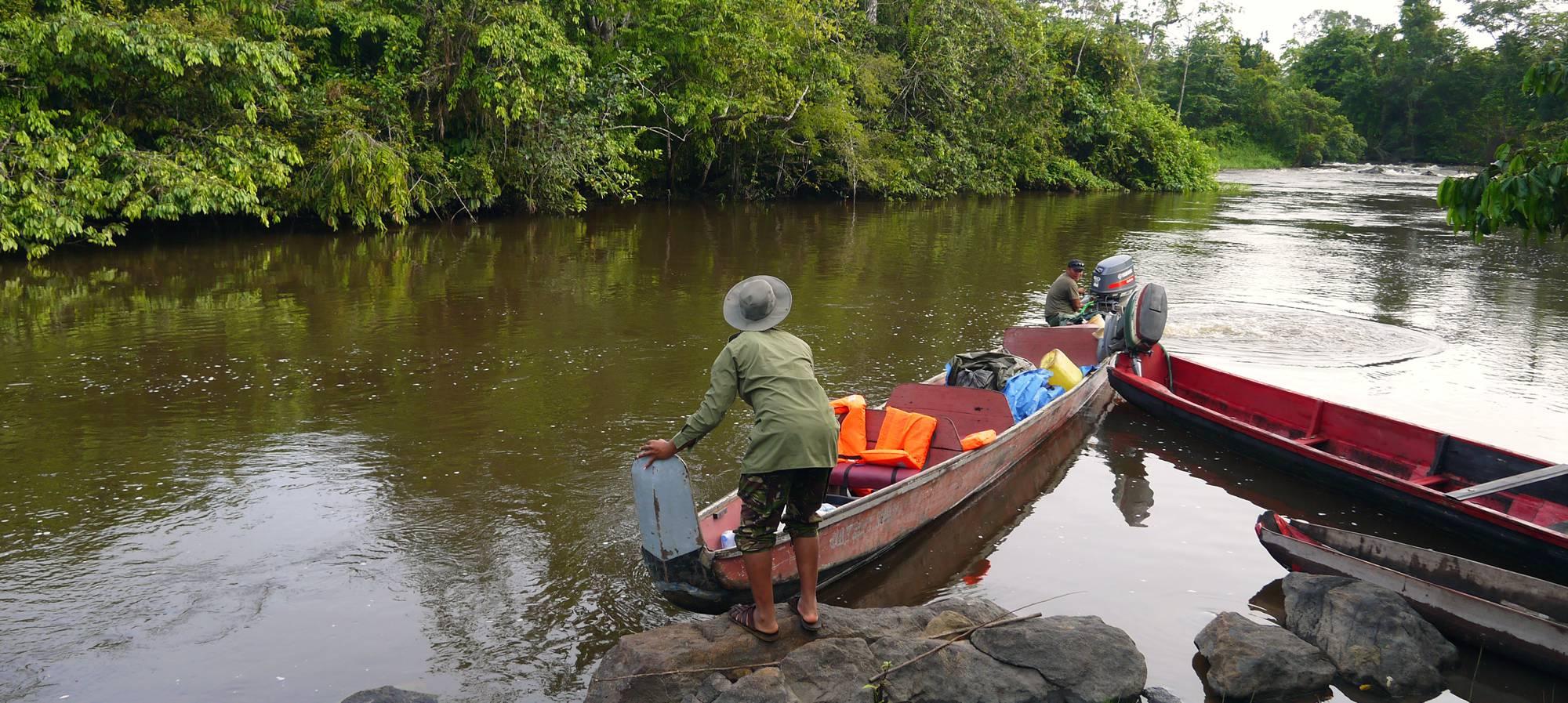 Cap sur les monts Tumuc Humac avec Guyane Evasion
