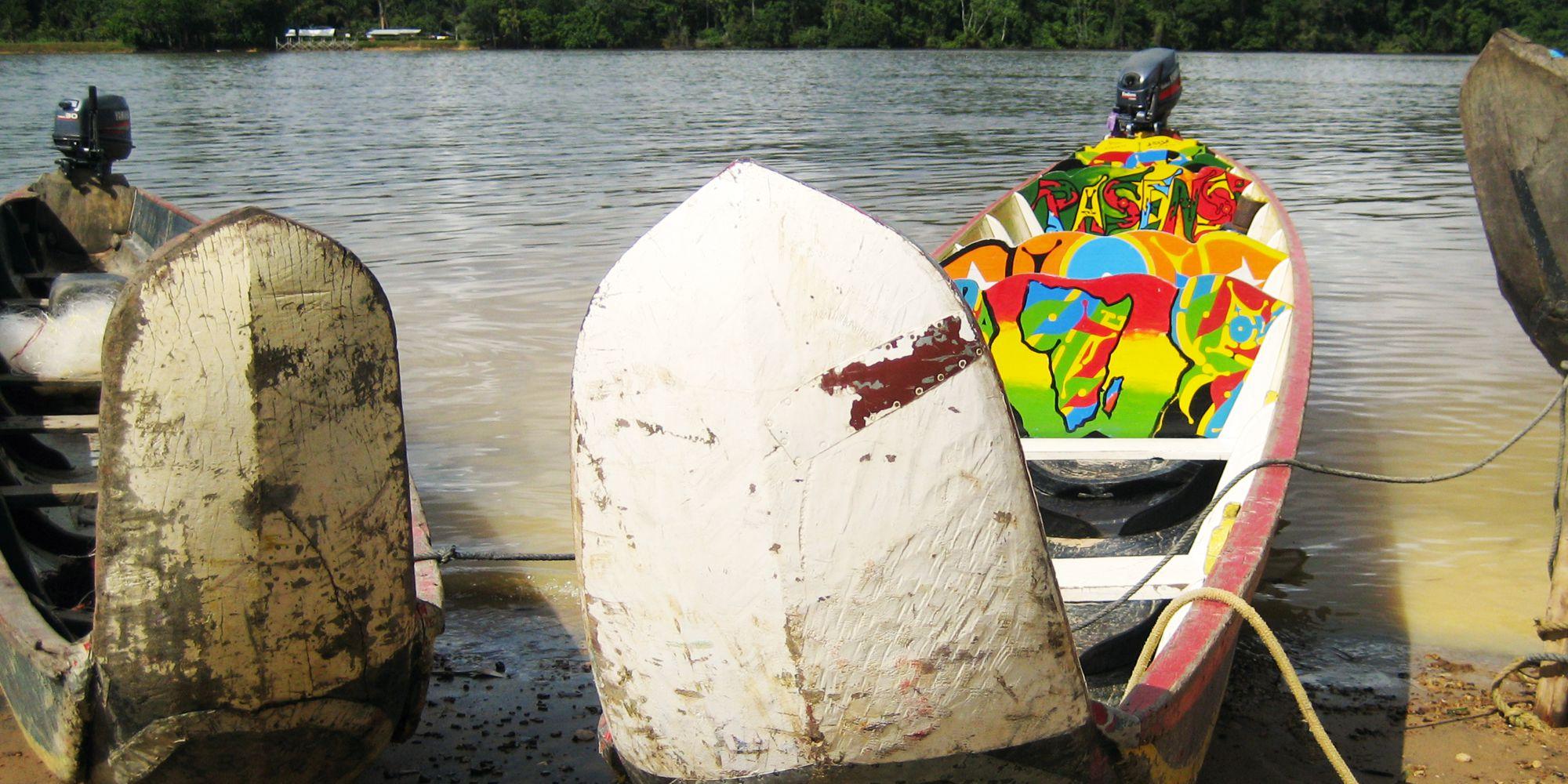 Guyane Evasion - Package