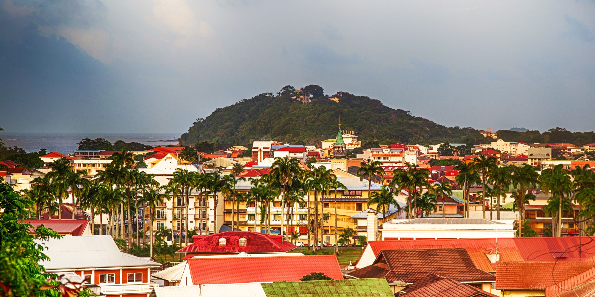 Cap sur la visite de Cayenne avec Guyane Evasion