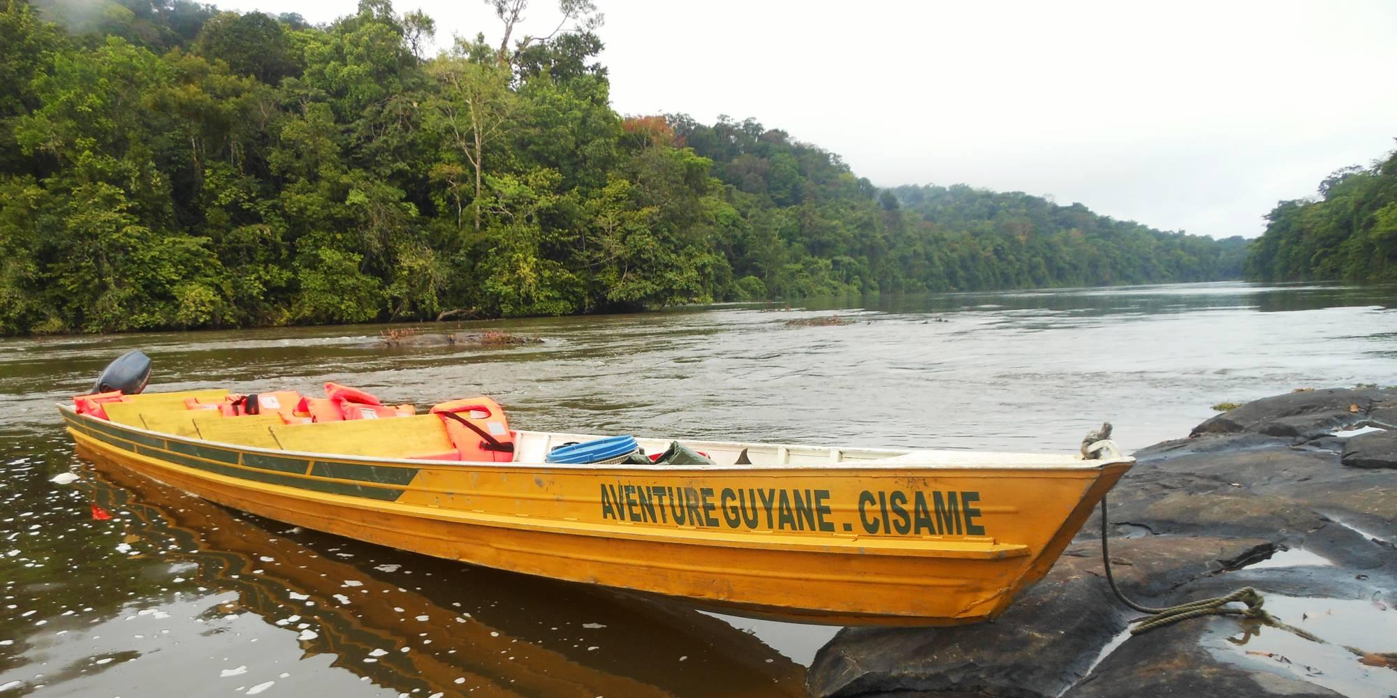 Cap sur le grand Canori avec Guyane Evasion