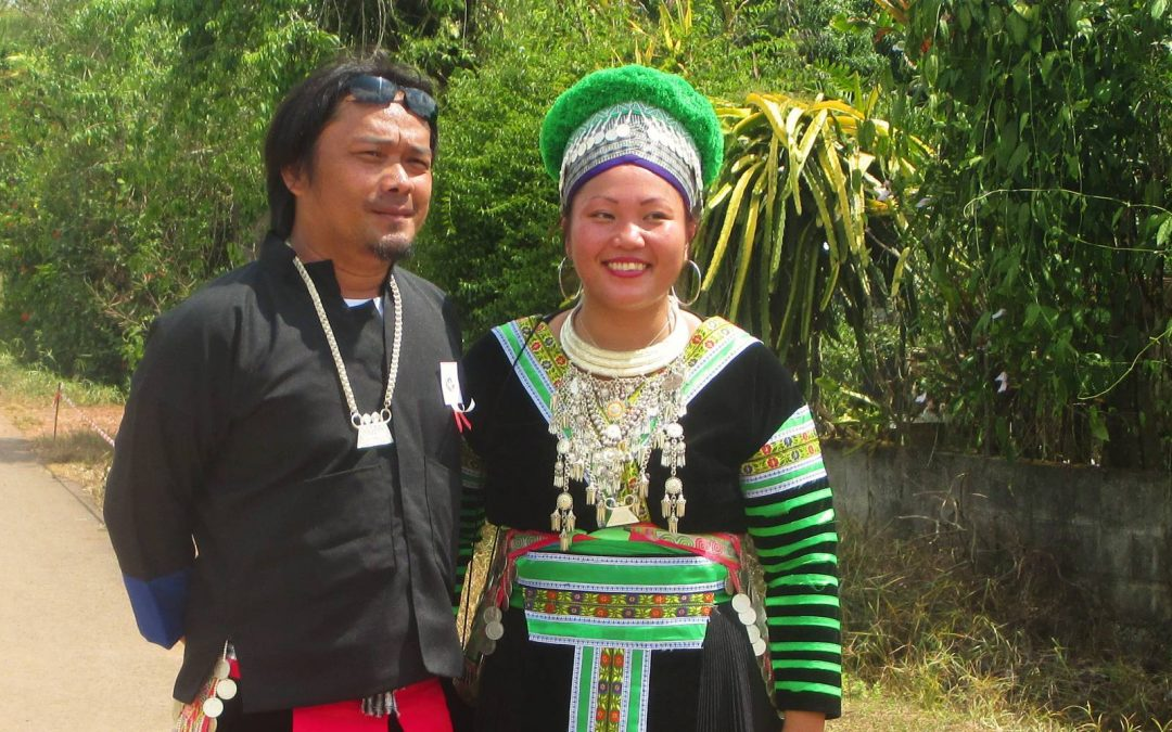 A TRIP TO THE HMONG VILLAGE OF CACAO
