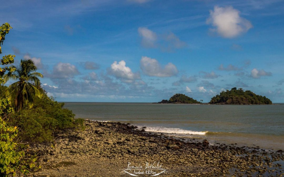"A TRIP TO THE ""ILET LA MERE"" (SEA ISLET)"