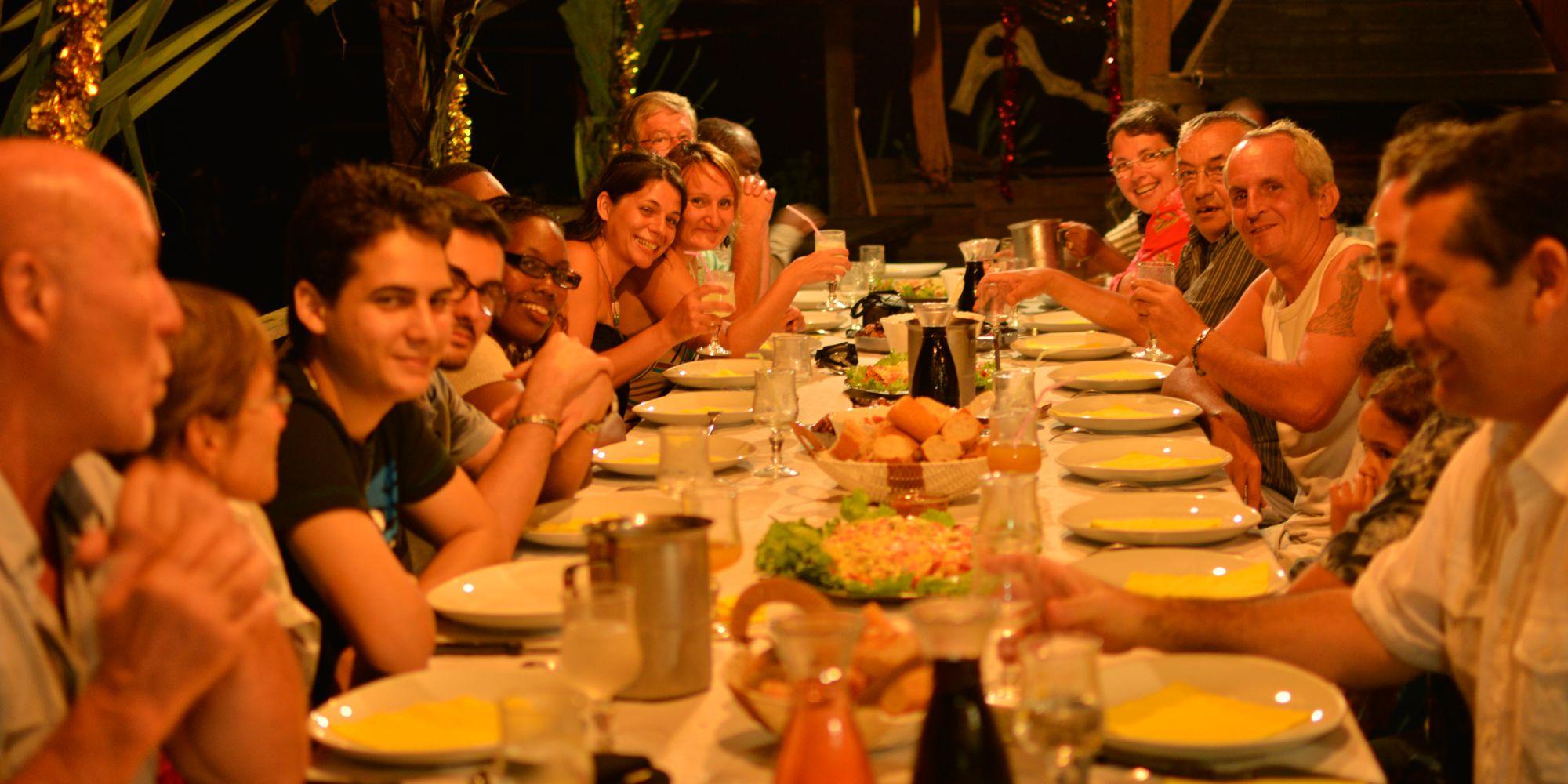Noël au camp Cisame - Guyane Evasion