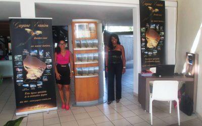 Guyane Evasion ouvre un desk d'accueil au Grand Hotel de Montabo