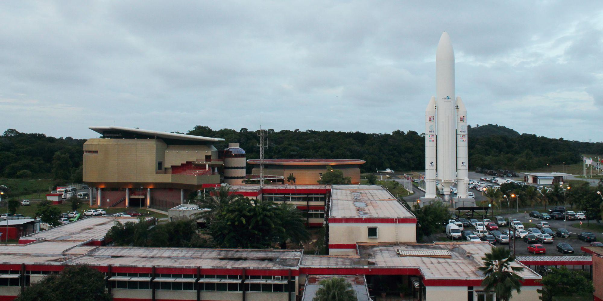 Cap sur le centre spatial guyanais avec Guyane Evasion