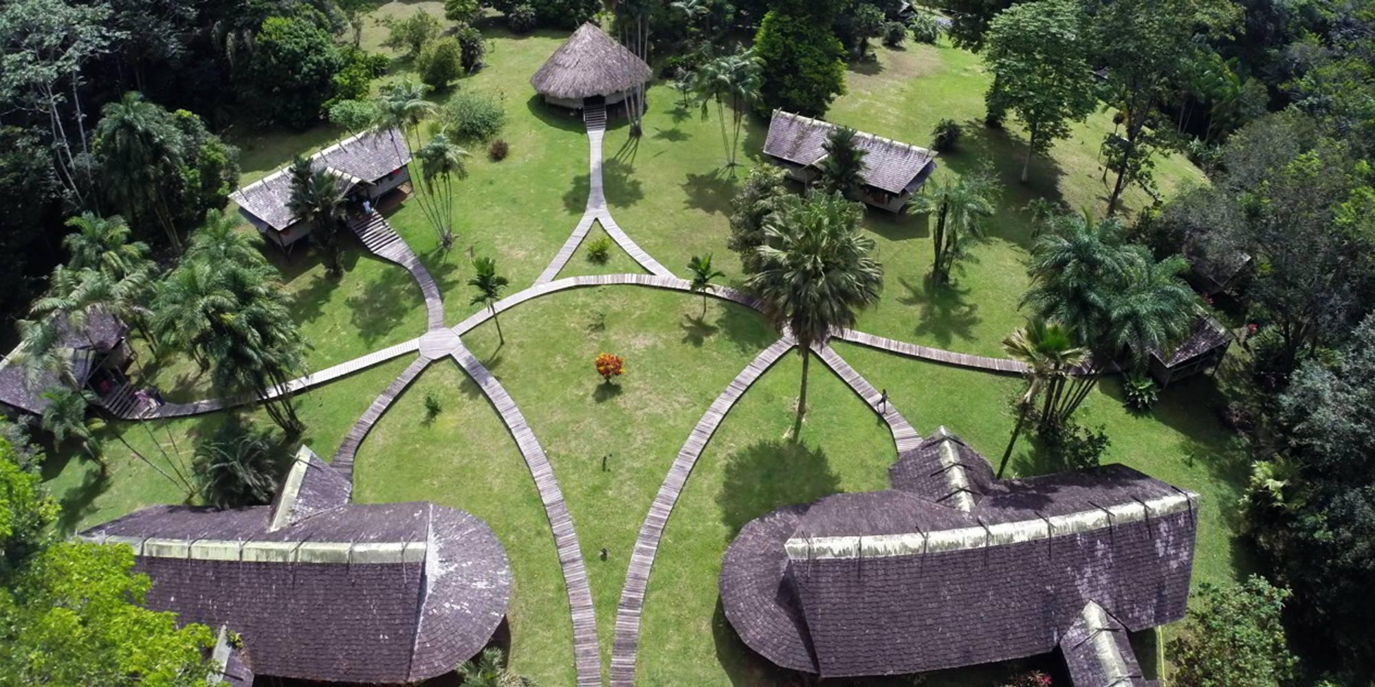 Cap sur le camp Cisame avec Guyane Evasion