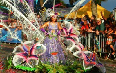 Carnaval de Guyane de Janvier à Mars 2017