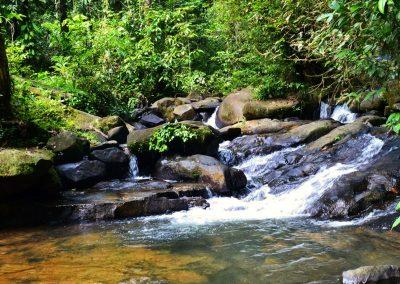 Cap sur les cascades Fourgassié avec Guyane Evasion